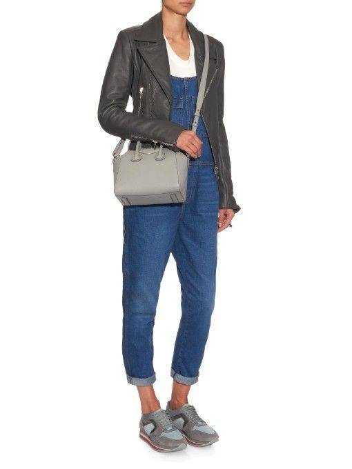 4acebbee9e Givenchy Antigona mini leather cross-body bag
