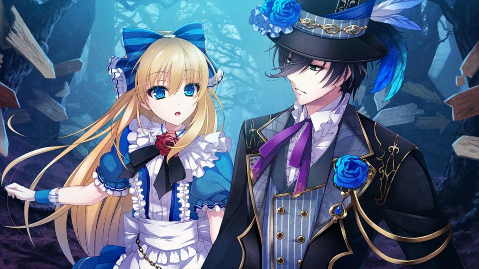 Alice wonderland sims dating game