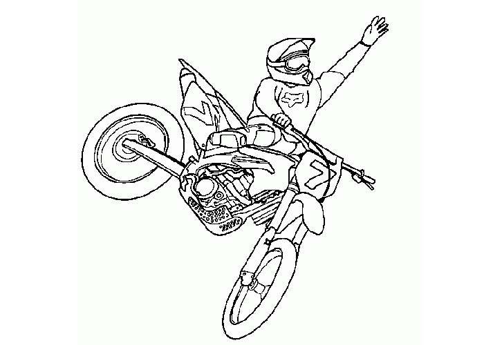 Dirt Bike Helmet Coloring Page Sketch Coloring Page Truck Coloring Pages Coloring Pages Bike Sketch