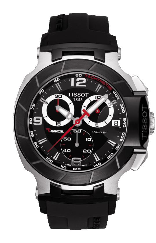 428ecc54bab Relógio Tissot T-Race - T048.417.27.057.00