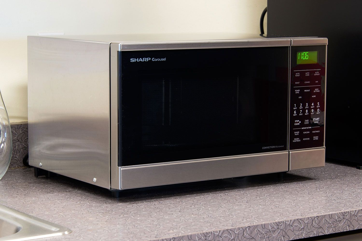 Mastering Sharp S Convection Microwave