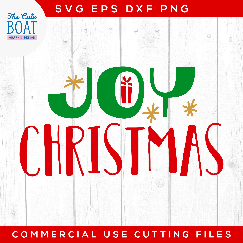 Joy Christmas Svg, Christmas, Christmas Svg, Christmas