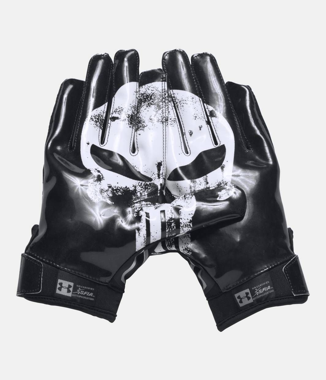 Mens under armour alter ego punisher f5 football gloves