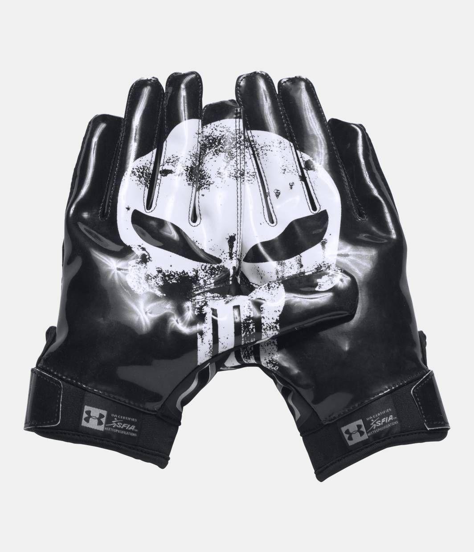 Men's Under Armour® Alter Ego Punisher F5 Football Gloves