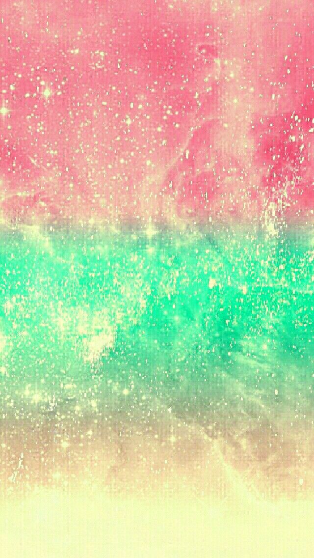 Watermelon galaxy wallpaper I created for the app CocoPPa