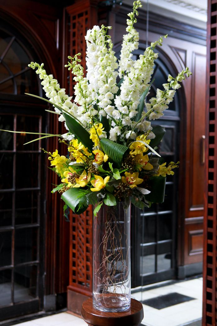 Modern Elevated Upscale Entrance Piece Ceremony Ideas