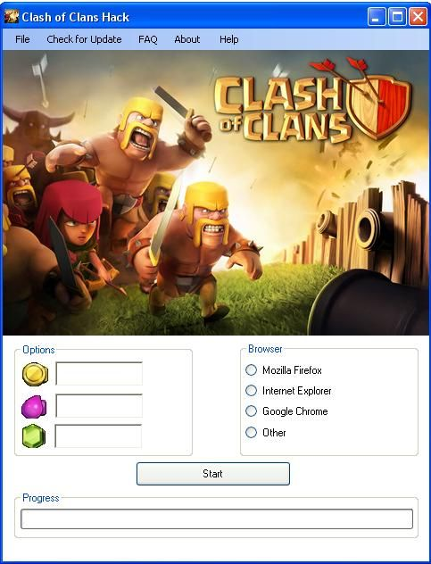 crack file clash of clans