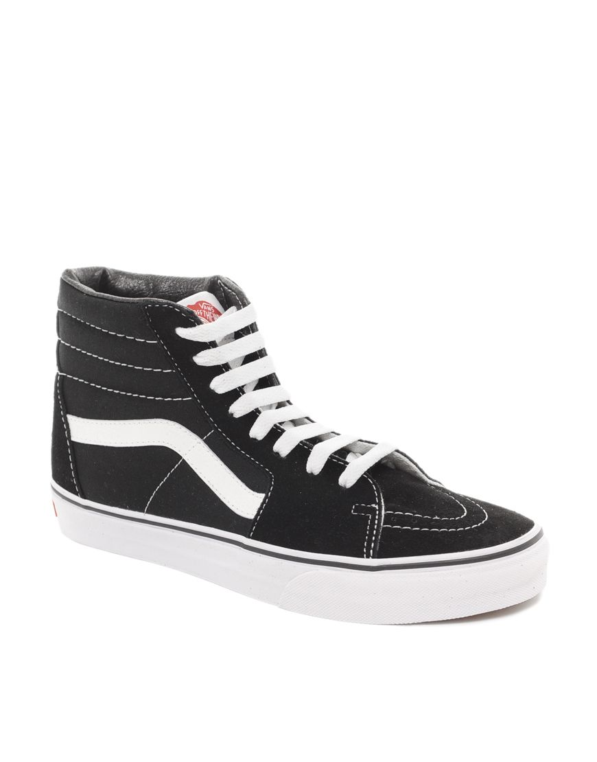 vans old skool negras hi