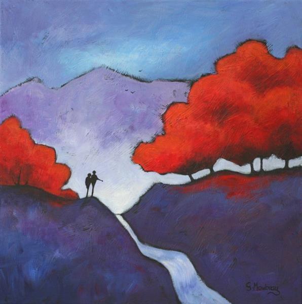 Autumn Love by Gillian Mowbray