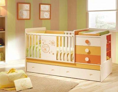 Muebles para Cuartos de Bebes | Mi bebe, mi futuro♥ | Pinterest ...