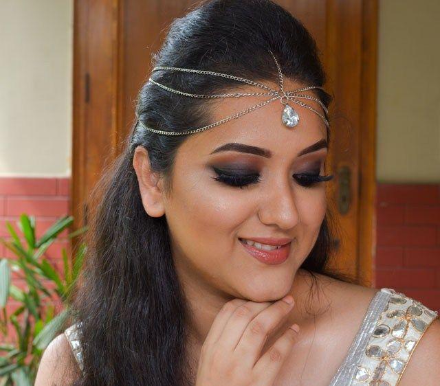 Deepika Padukone inspired black smokey eye makeup tutorial ...