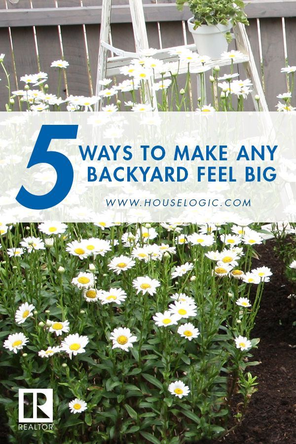 How To Turn The Smallest Spaces Into The Coziest Places 6 Easy Tricks: 5 Small Backyard Ideas To Make Your Cramped Outdoor Space