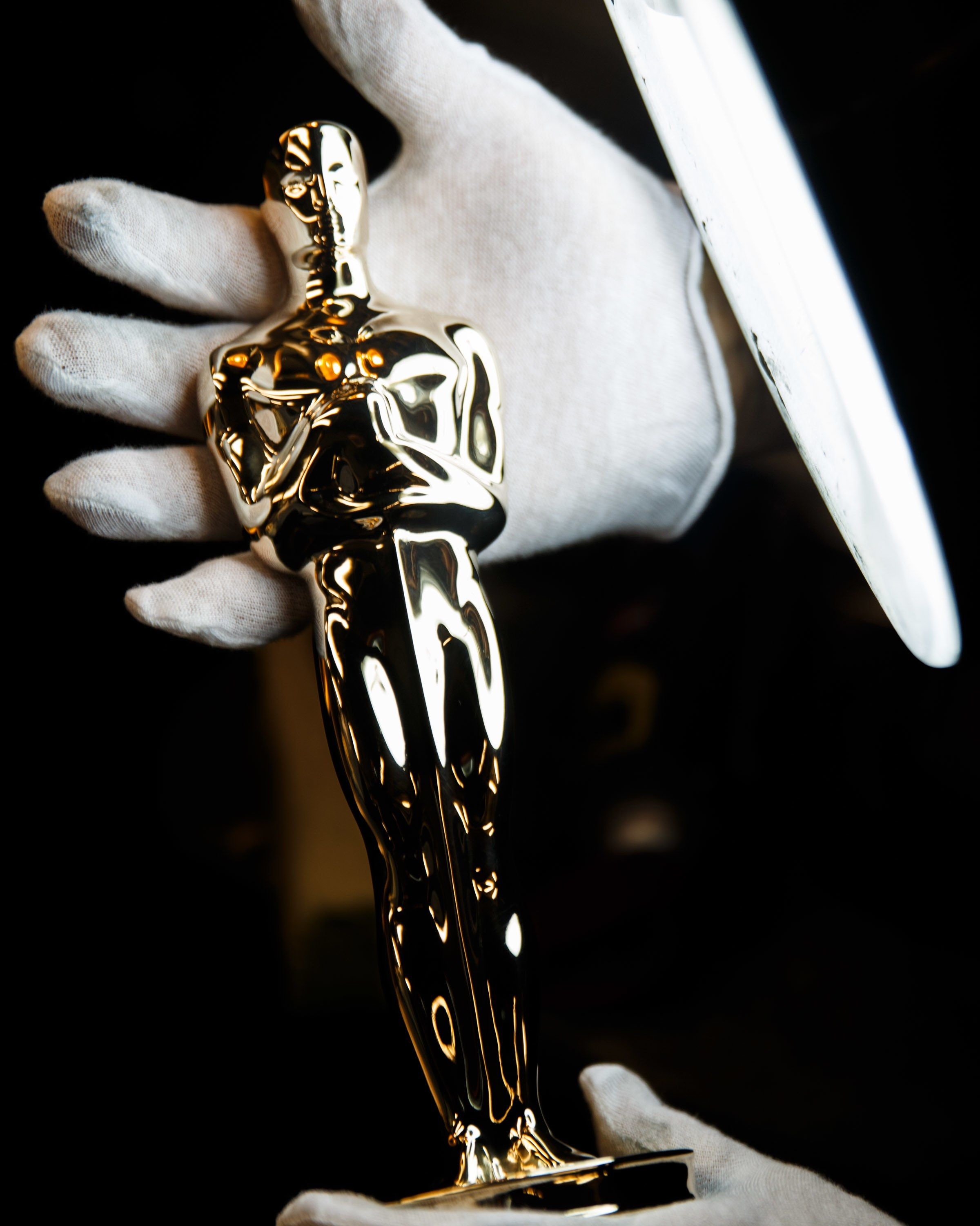 A Brief History of the Oscar Trophy