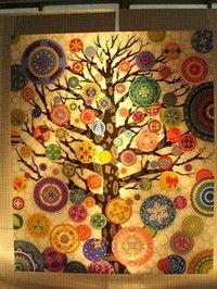 うぇるかむのときのやつ。こんなツリーかわいい。