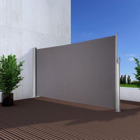 Seitenmarkise für Sichtschutz im Garten Günstig kaufen