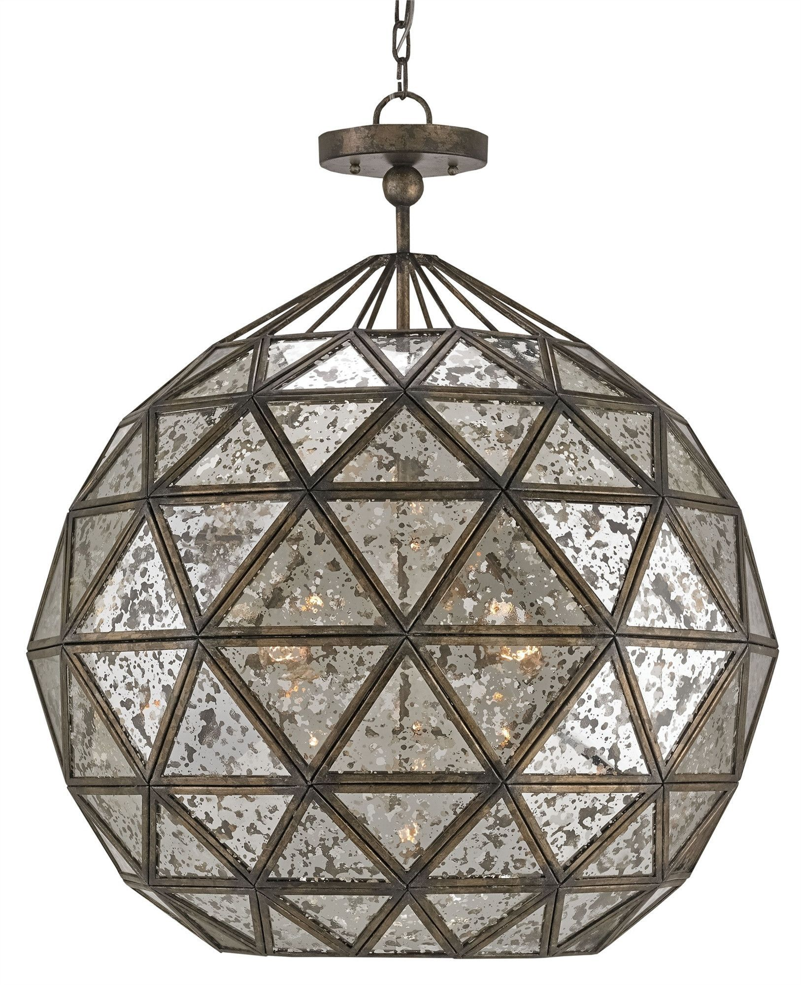 Buckminster Chandelier Design By Currey Company