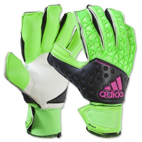 buy popular e934c 0d293 adidas Ace Zones AllRound Goalkeeper Gloves (Green Black Pink)