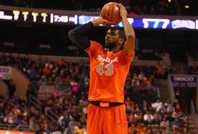 Syracuse Vs Uconn Orange Win Makes Great Impression On Nerlens Noel Uconn Nerlens Noel College Hoops