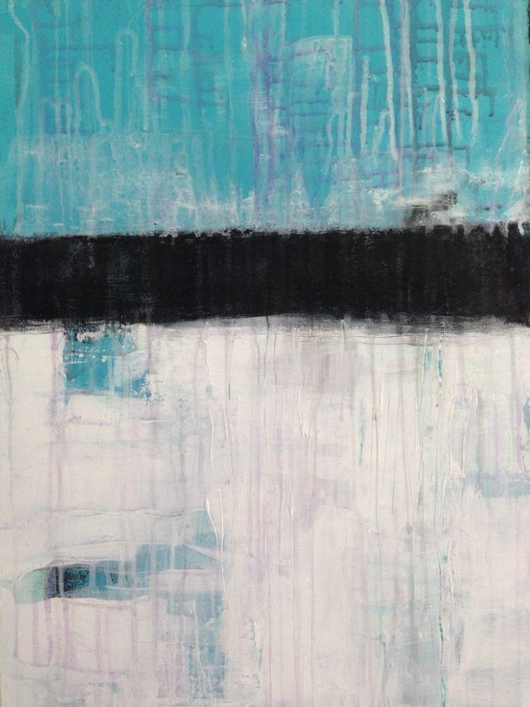 Handmade Canvas Leinwand abstrackt Acryl Malen Wohnzimmer Bild - leinwand für wohnzimmer