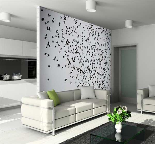 wall interior decoration
