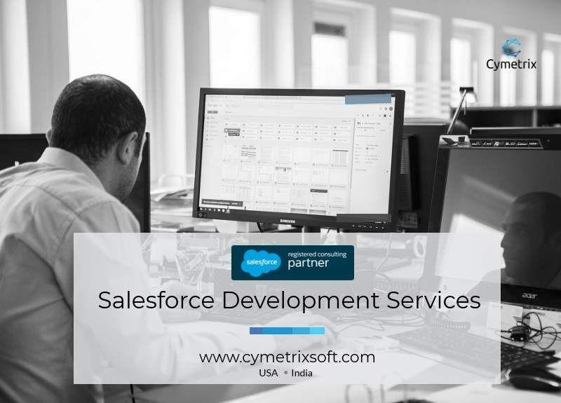Cymetrix- Salesforce Development Services, Force com App Development