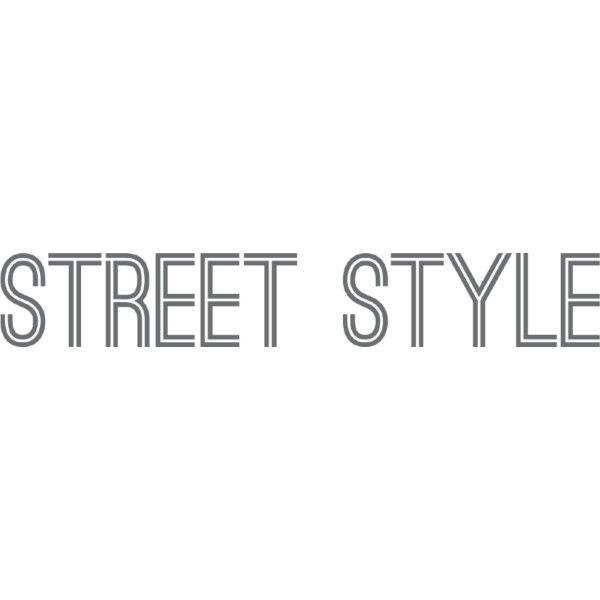 Street Style Text ❤ liked on Polyvore featuring text, words, backgrounds, quotes, magazine, fillers, headlines, details, phrase and embellishment