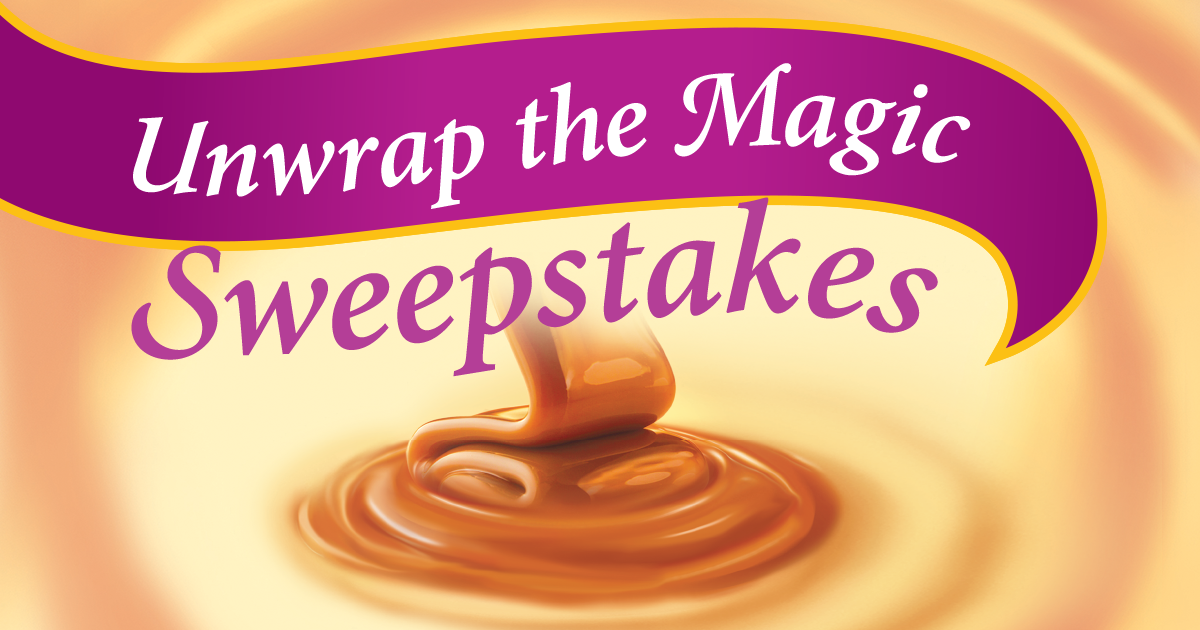 Werthers magic sweepstakes