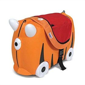 Love this! Will definitely get one for our next big travel with the munchkin