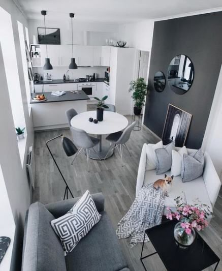 Diy Apartment Decorations Living Room Small Spaces 57+ Ideas images