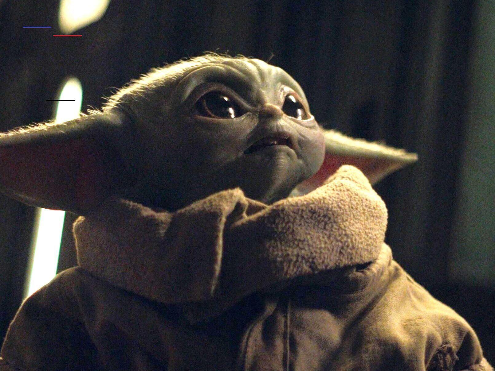 Oriana Nichelle On Twitter Babyyodawallpaper 2019 The Year Of Baby Yoda Em 2020 Imagens Memes Desenhos Animados Antigos Star Wars