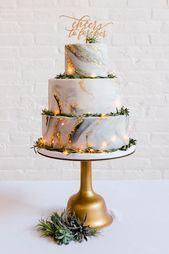 Exquisite Hochzeitstortenaufsätze für Ihren großen Tag   – Wedding Cake Inspi…