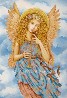 Pin By Jennielyn Agoncillo On Herald Angel Angel Art Angel