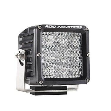 Rigid Industries 32131 Dually XL Hybrid Diffused Light - Black