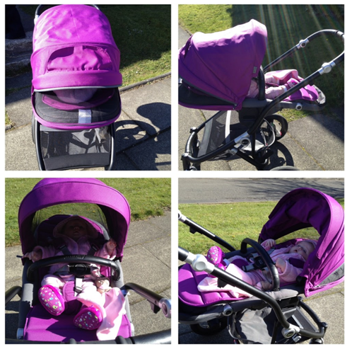 Britax Affinity Stroller Review All Terrain With Bassinets With