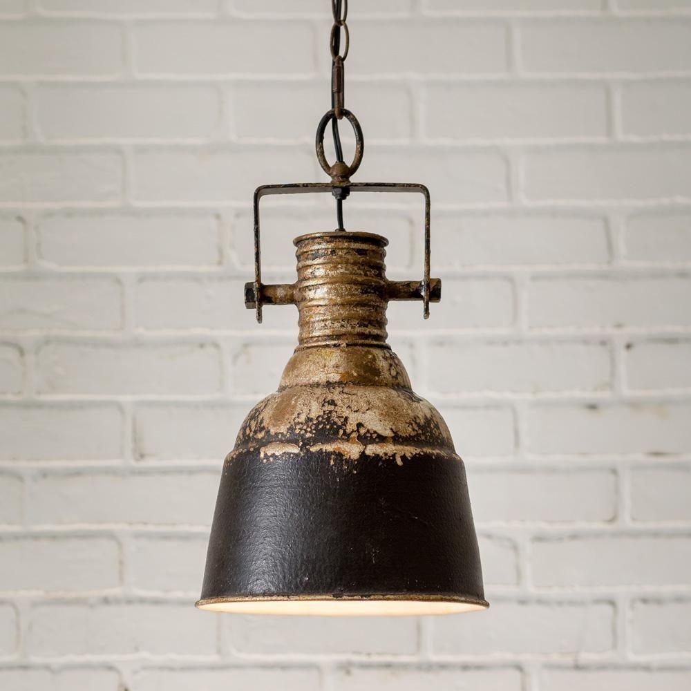 Black Industrial Chic Pendant Light Industrial Pendant Lights