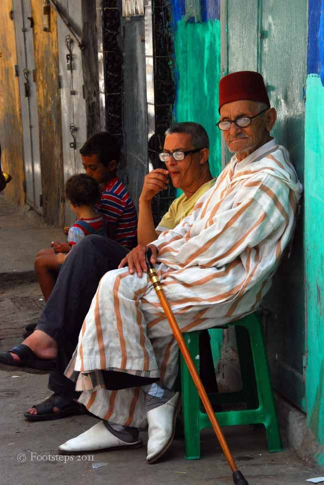 Tangier Generations (Tangier, Morocco)