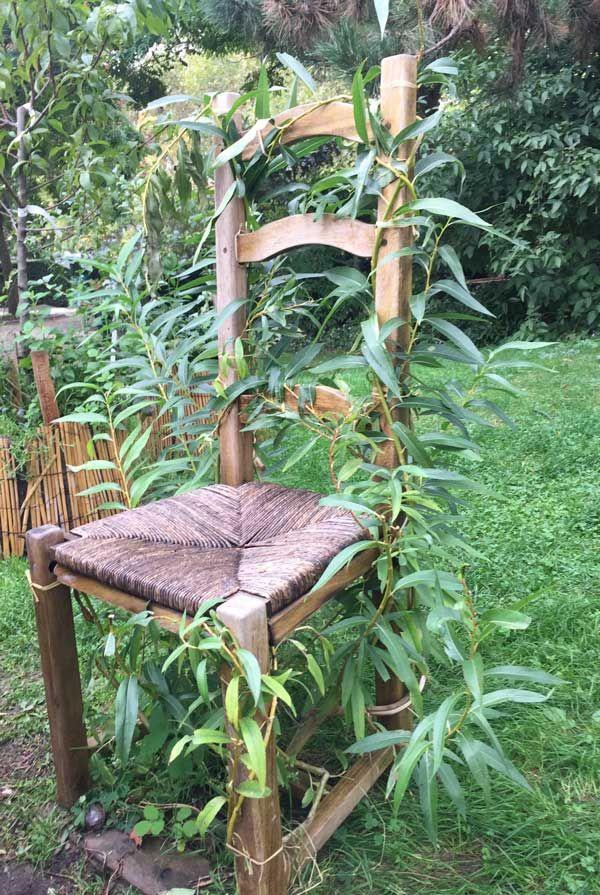 travaux jardin en octobre au jardin chaise osier le serment et octobre. Black Bedroom Furniture Sets. Home Design Ideas