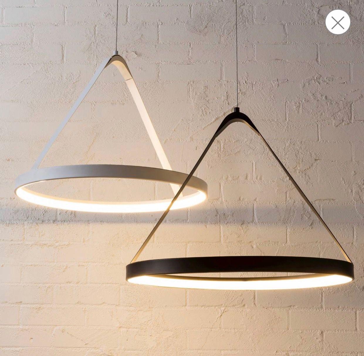 Led Pendant Light White Modern By Dwell Magazine