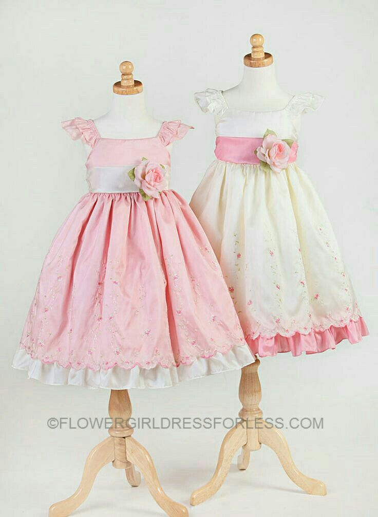 Pin de Elbia Muñoz en vestidos nenas | Pinterest | Vestidos niña ...