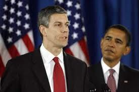 U.S. Secretary of Ed to News Editors: Spin It Like Duncan
