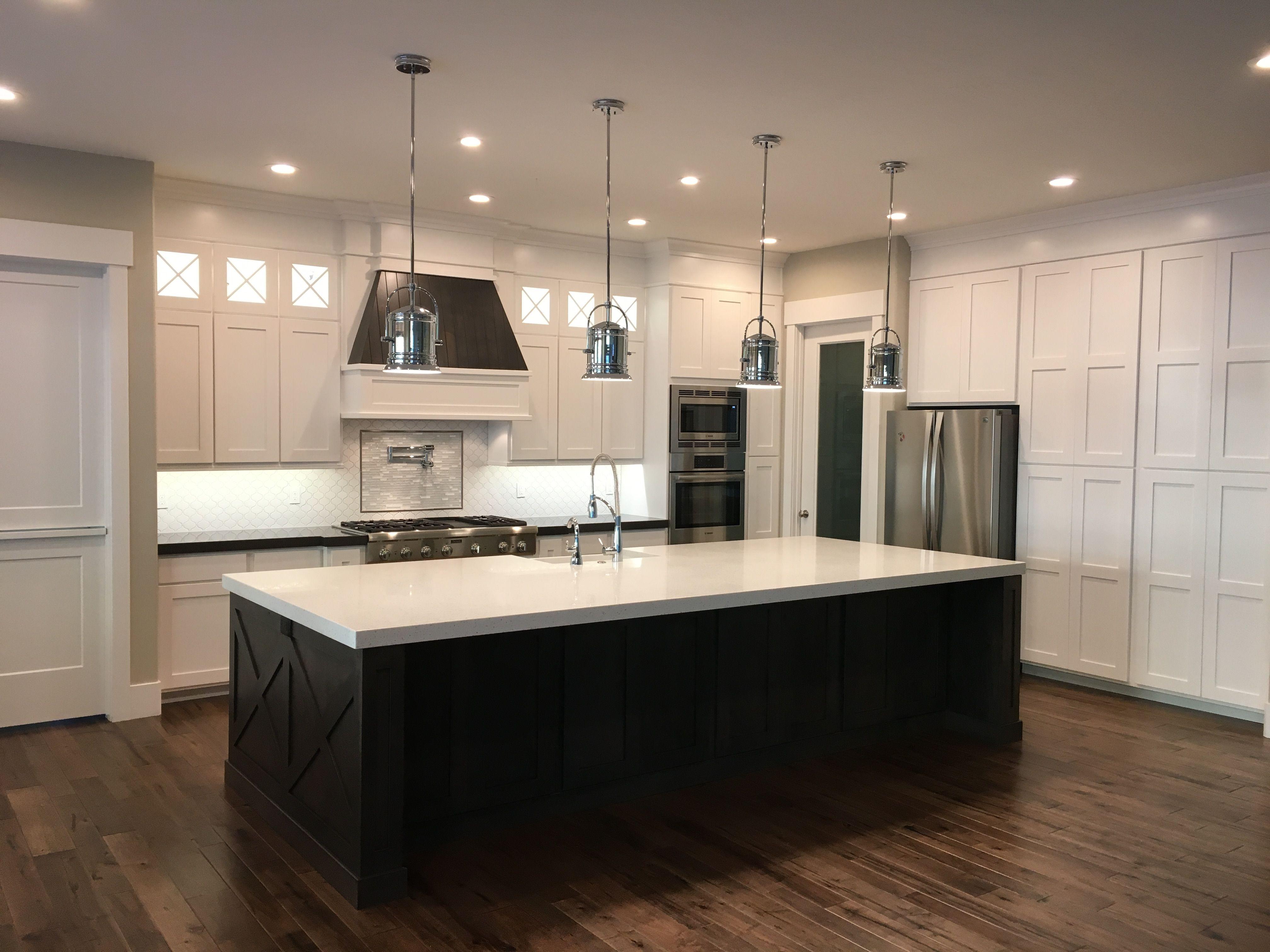 """Large Kitchen, Dual Dishwashers, Apron Sink, 48"""" Thermador ..."""