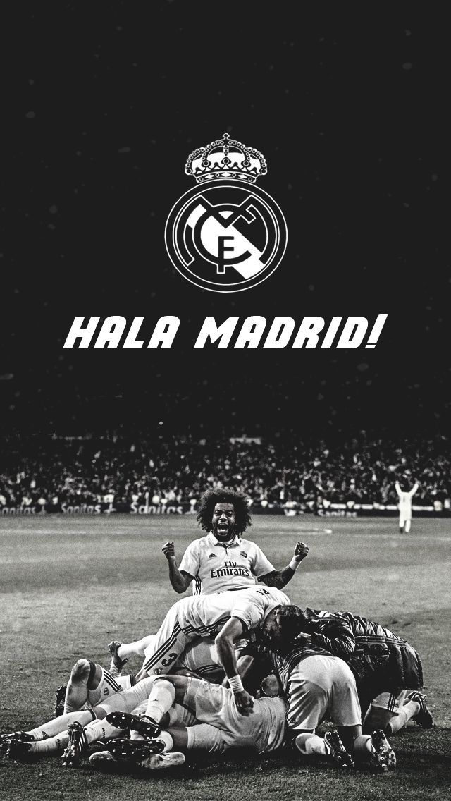 Hala Madrid Realmadrid Olahraga Pemain Sepak Bola Sepak Bola