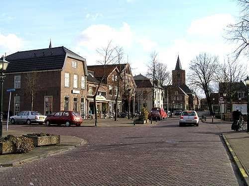 bunschoten dorpsstraat