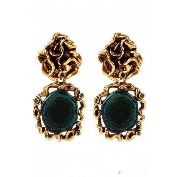 Oscar De La Renta Jewelry Fall/ Winter 2012/ 2013 Collection via Polyvore