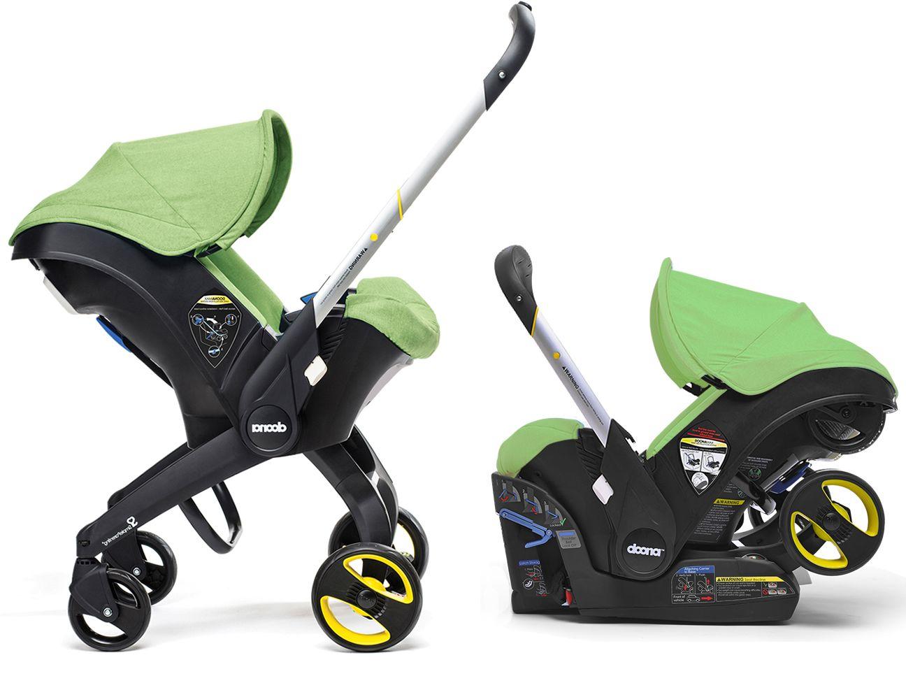 Doona Infant Car Seat Fresh (Green) Doona car seat