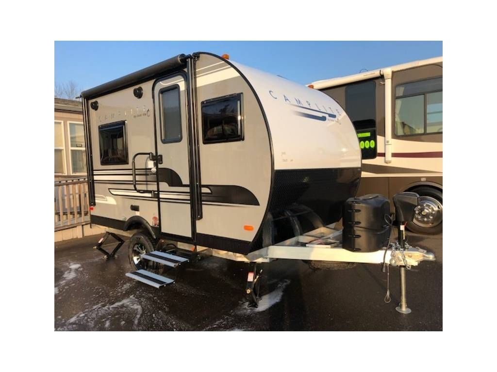 Check Out This 2018 Livinlite Camplite Travel Trailers Cl11fk