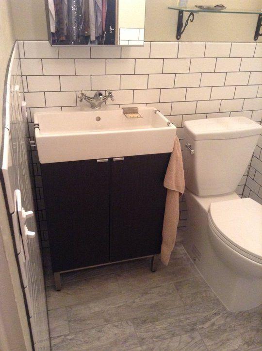 Pin By Corrado S Design Center On Water Closets Basement Bathroom Remodeling Basement Bathroom Design Half Bathroom Decor