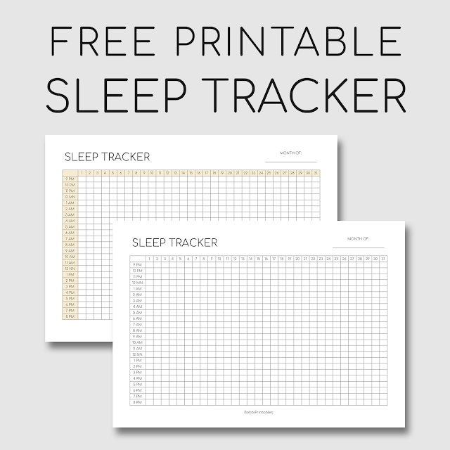 graphic relating to Sleep Tracker Printable identified as Cost-free Printable Rest Tracker #printable #sleeptracker #slumber