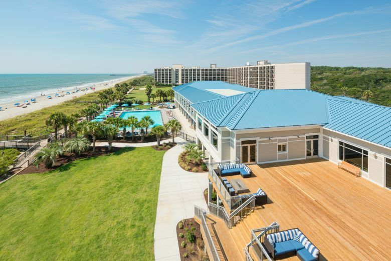 Check out the beautiful DoubleTree Resort by Hilton Myrtle