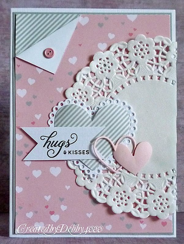 In the Pink  A Scrapjourney  Valentine and Love Cards  Ideas